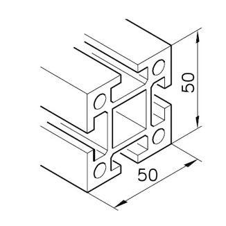 Profil mK-2000, L=6100mm