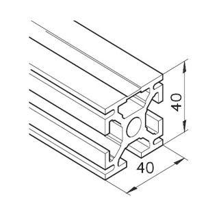 Profil mK-2040.21, L=5100mm