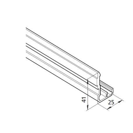 Profil mK-2040.25, L=x?x mm