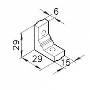 Winkelbausatz S15