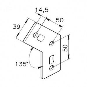 Bausatz Winkelplatte 13