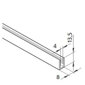 Profil mK-2206, L=x?x mm