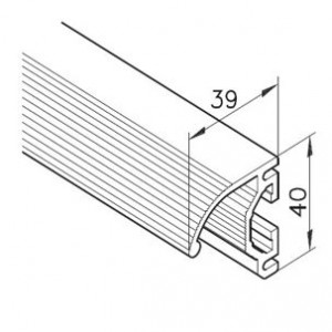 Profil mK-2244, L=5100mm