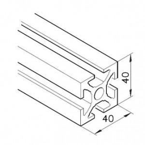 Profil mK-2040.01, L=6100mm