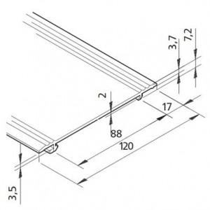 Profil mK-2040.85, L=x?x mm