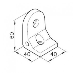 Winkelbausatz F40/R