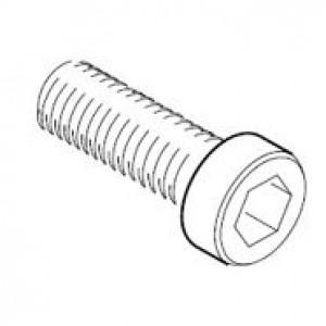Zylinderschraube M8x20