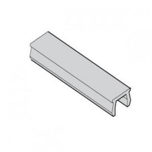 Verschlussprofil mK-3013, grau